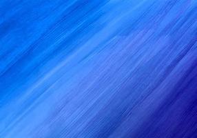 abstracte blauwe uitstrijkje aquarel textuur achtergrond vector