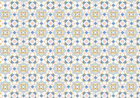 Motief Pastelpatroon vector