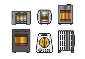 Warmtevector