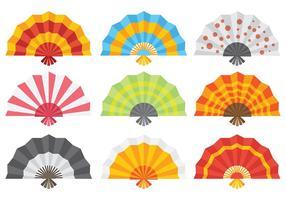 Gratis Spaanse Fan Icons Vector