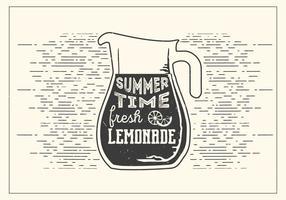 Gratis Vector Limonade
