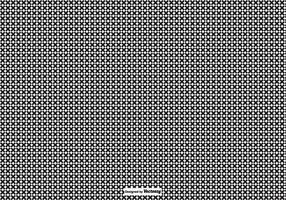 Crosshatch Style Patroon Achtergrond vector