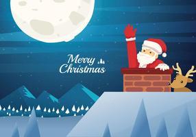 Gratis Sinterklaas Illustratie vector
