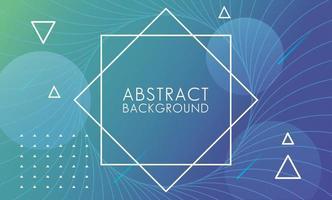 levendige kleuren en vloeistoffen geometrie abstracte achtergrond