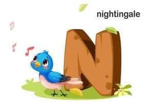 n voor nightigale