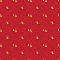 delicaat chinees patroon