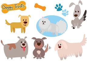 Gratis Hondenvectoren vector