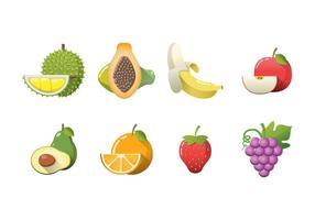 Gratis Vruchten Vector