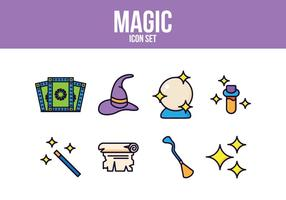 Gratis Magic Icon Set