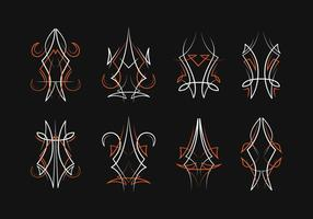 Gratis Pinstripes Vector Pack