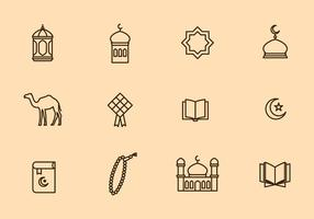 Eid mubarak icoon