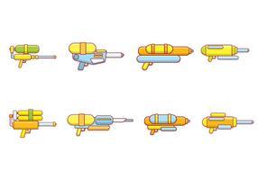 Waterpistool vector