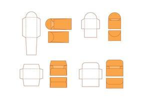 Diepte Envelop vector
