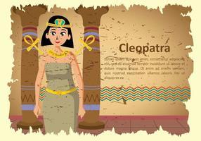 Gratis Cleopatra Illustratie vector