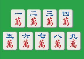 Mahjong vector