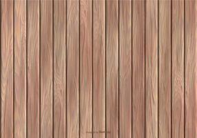 Vector Houten Plank Achtergrond