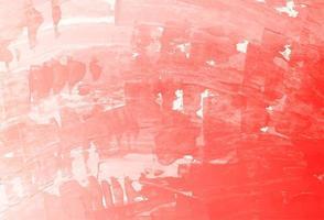 abstracte lichtrode aquarel verf textuur achtergrond