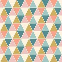 kleurrijk argyle harlekijn naadloos patroon