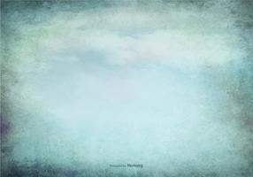 Grunge hemel achtergrond vector