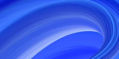 abstract blauw golfontwerp