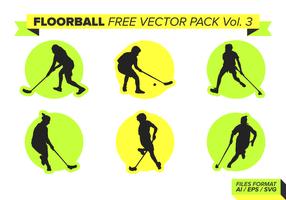 Floorball Gratis Vector Pack Vol. 3