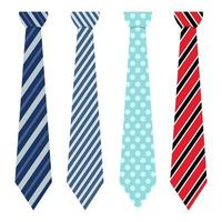 stropdassen geïsoleerd