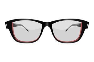 glazen geïsoleerd op een witte achtergrond vector