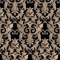 damast gouden patroon
