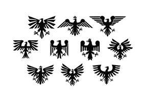 Gratis Poolse Eagle Vector