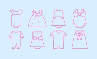 Gratis Baby Mode Icon Vector