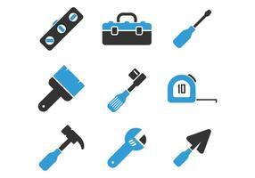 Tools icoon vector