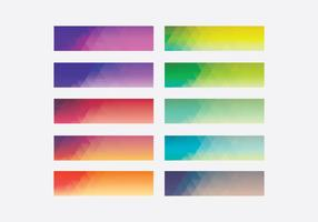 Webkit Lineaire Gradient Top Template Set