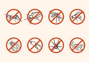 Gratis Pest Control Vector