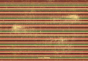 Grunge Christmas Stripes Achtergrond vector