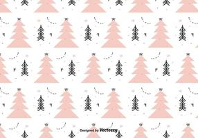 Winter Achtergrond Vector