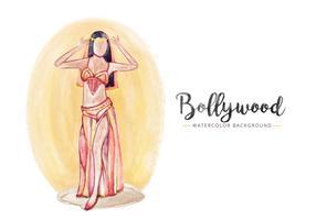 Gratis Pop Corn Bollywood Achtergrond vector