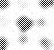 zwarte sterren diamanten patroon