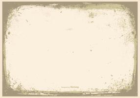 Vector Grunge Frame Achtergrond