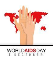 wereld aids dag banner