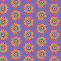mandala bloem patroon achtergrond vector