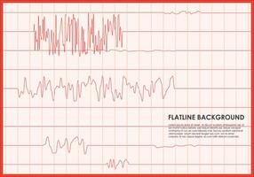 Seismograaf Achtergrond vector