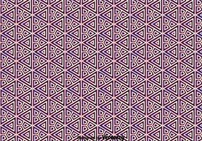 Huichol Ornament Patroon Achtergrond