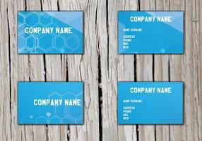 Namecard vector