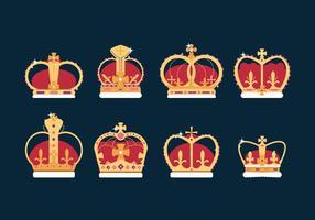 Gratis Britse Kroon Vector