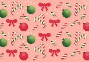 Gratis Kerstpatroon Achtergrond