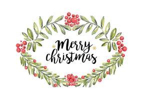 Leuke Kerst Achtergrond vector