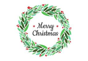 Gratis Kerstkrans