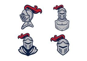 Gratis Knight Vector