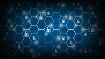 cybertechnologiebeveiliging, netwerkbeschermingsachtergrond