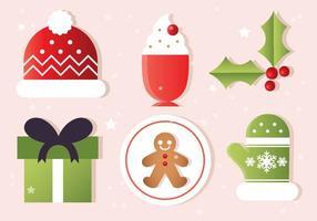 Gratis Kerst Vector Elementen